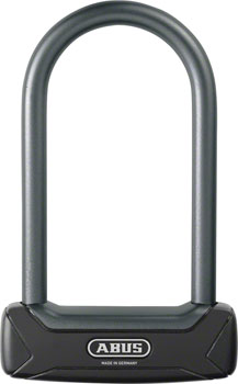 "ABUS Granit 640 Keyed Mini U-Lock: 6"" Shackle, Black"