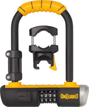 OnGuard Combo Mini U-Lock - 3.5 x 5.5