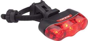 CatEye Tailight Rapid 3 TL-LD630 3 Red LED