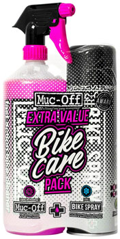 Muc-Off Bike Care Duo Kit Value Pack