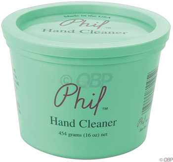 Phil Wood Hand Cleaner, 16oz Tub