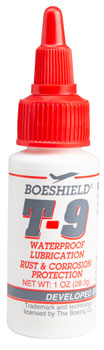 Boeshield T9 Liquid: 1oz