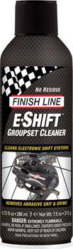 Finish Line E-Shift Cleaner Electronic Groupset Cleaner, 9oz Aerosol