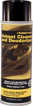 ProGold Helmet Cleaner and Deodorizer Aerosol: 8oz