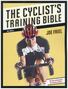 Velo Press Cyclist's Training Bible 4th Edition