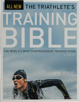 Velo Press The Triathlete's Training Bible 4th editon