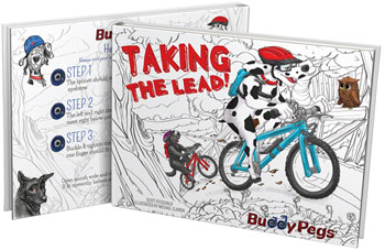 Taking the Lead: Children's Book