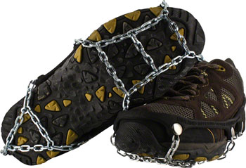 Yaktrax Chains Ice Traction: LG