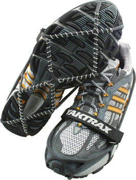 Yaktrax Pro Ice Grips for Shoe: LG
