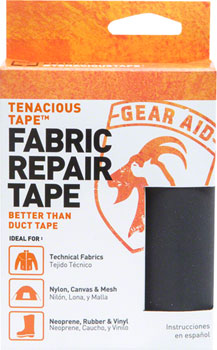 Gear Aid Tenacious Tape: Black