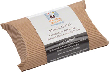 House of Talents Black Gold Soap: 5oz Bar