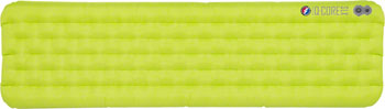 Big Agnes Q-Core SLX Sleeping Pad: Bright Yellow, 20 x 72""