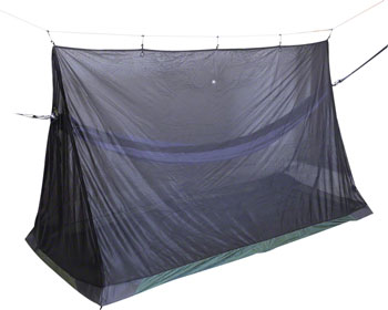 Eagles Nest Outfitters Guardian Basecamp Bugnet, Black
