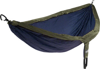 Eagles Nest Outfitters DoubleNest Hammock: Navy/Olive