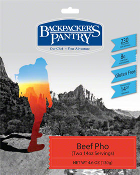 Backpacker's Pantry Beef Pho: 2 Servings