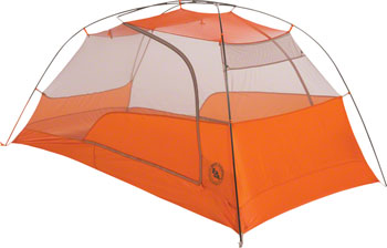 Big Agnes, Inc. Copper Spur HV UL2 Shelter, Gray/Orange, 2-person