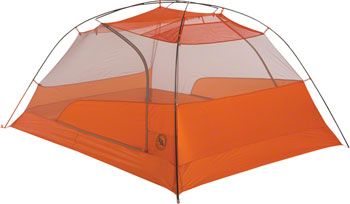 Big Agnes, Inc. Copper Spur HV UL3 Shelter, Gray/Orange, 3-person