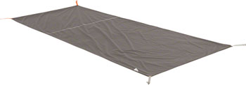 Big Agnes, Inc. Copper Spur HV UL2 Shelter Footprint, Gray