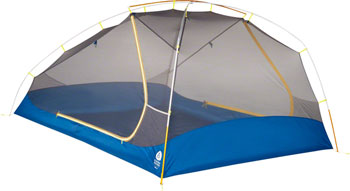 Sierra Designs Meteor 3 Shelter Light Blue/Light Yellow, 3-person