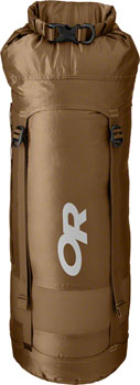 Outdoor Research Airpurge Dry Compression Sack, Coyote, 10L