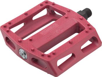 Animal Rat Trap Pedals - Platform, Composite/Plastic, 9/16