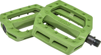 Eclat Slash Pedals - Platform, Composite/Plastic, 9/16