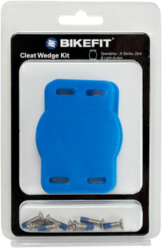 Bike Fit Systems Cleat Wedges for Speedplay Pedals