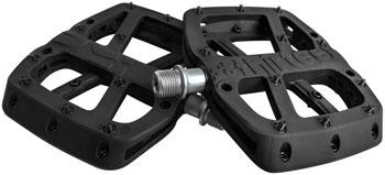 e*thirteen Base Pedals - Platform, Composite, 9/16