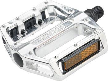 Wellgo B087 Pedals - Platform, Aluminum, 9/16