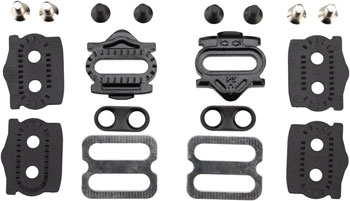 HT Components X1 Cleat Kit, 4 Degrees of Float