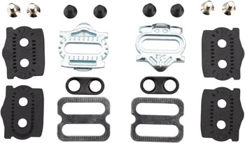 HT Components X1 Cleat Kit, 4 Degrees of Float, Multi-release, Easy engagement