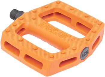 BSD Jonesin' Flat Pedals - Classic Orange