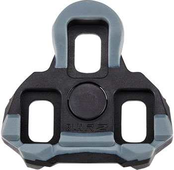 Exustar BLK R2 Look Keo-Style Wide Beam Cleats, Fixed Black