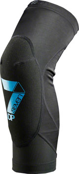 7iDP Transition Men's Knee Pad: Black LG