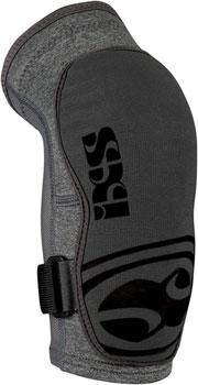 iXS Flow Evo+ Elbow Pads: Gray MD