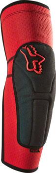 Fox Racing Launch Enduro Elbow Guard: Red XL