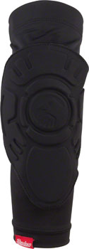Shadow Invisa-Lite Elbow Pads: Black SM