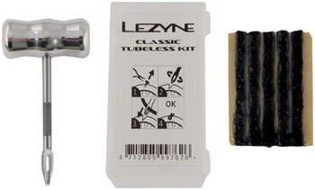 Lezyne Classic Tubeless Patch Kit