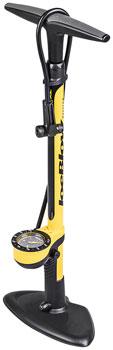 Topeak JoeBlow Sport III Floor Pump, Yellow