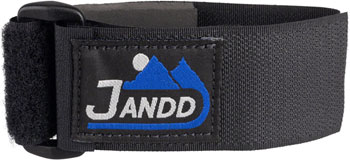 Jandd Pump and U-Lock Tie, Black
