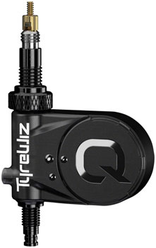 Quarq TyreWiz Air Pressure Sensor for Presta Valve, Pair