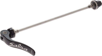 Salsa Rear Stainless Flip-Off Skewer 170mm Black