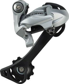 7883bd4b71e Shimano Deore RD-T6000-SGS Rear Derailleur - 10 Speed, Long Cage, Silver  Bikeman Product Code: RD0011