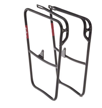 Salsa Down Under HD Front Rack, Pair Black