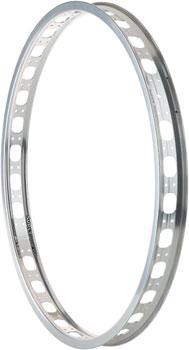 Surly Rabbit Hole Rim: 26+ x 50mm 32h, Polished