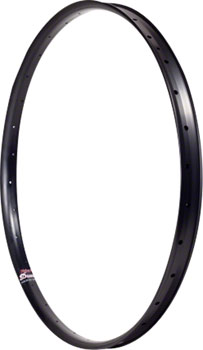 Velocity Dually Rim: 29+ x 45mm 32h Black