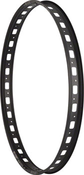 Sun Ringle Mulefut 50 SL Rim: 27.5+ 32h, Black