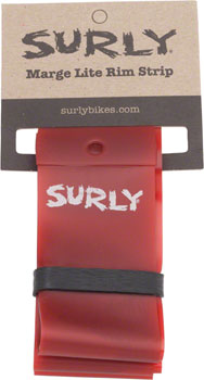 Surly Rim Strip for Large Marge and Marge Lite 46mm Red