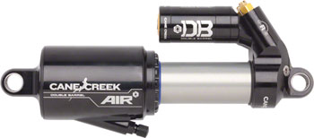 Cane Creek Double Barrel Air Rear Shock 8.75'' X 2.75'' Black