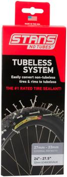 ORANGE SEAL 75MM FATBIKE TUBELESS KIT W// SUBZERO FORMULA SEALENT